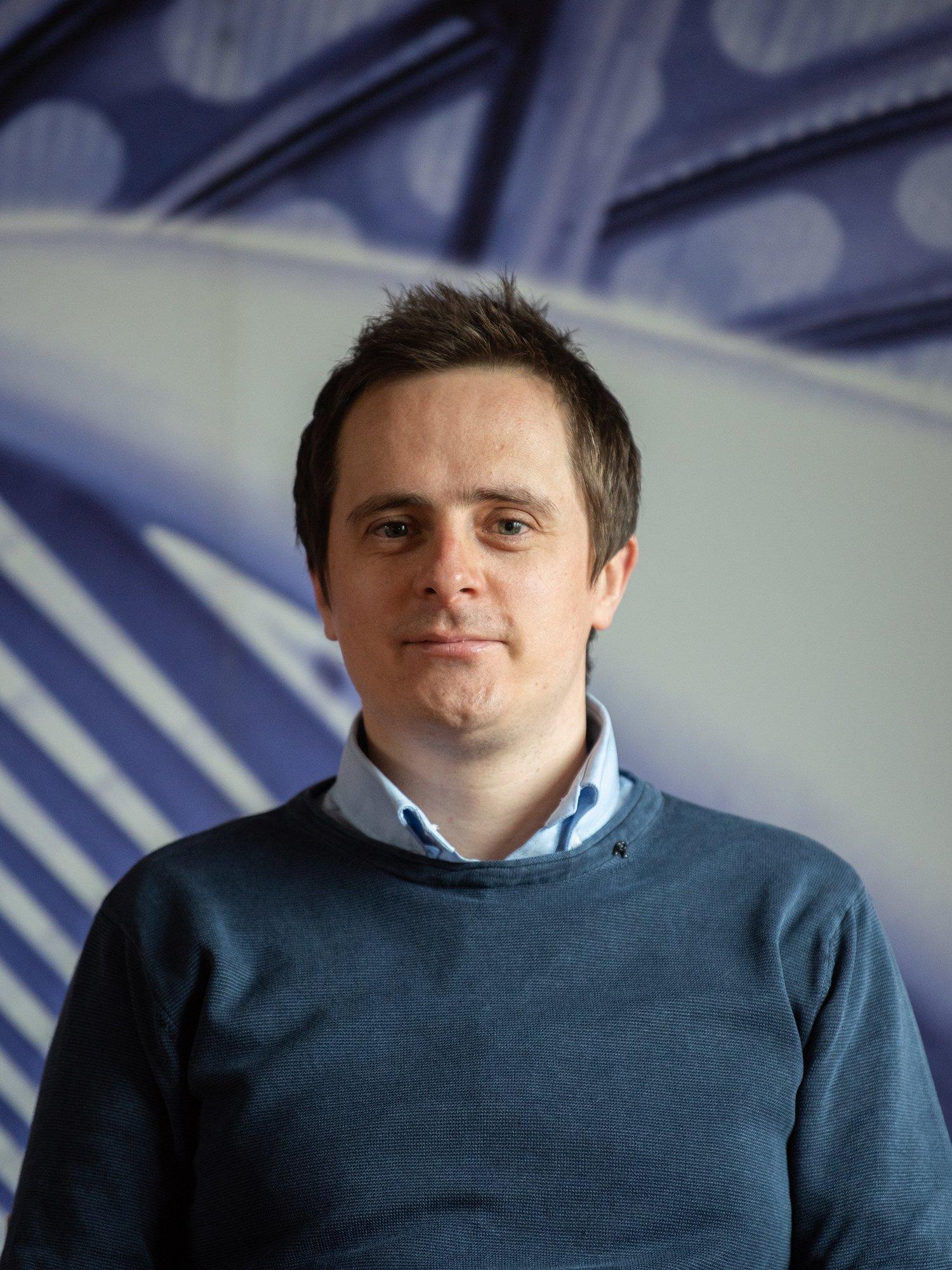 Daniel Barnshaw, Managing Director at Angle Ring